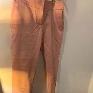 LOFT Petite Curvy Fit Pants (Custom Stretch)